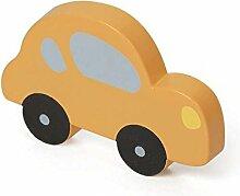 Regal Depot Kinder Range-Drehknopf Auto–Gelb (5Stück)