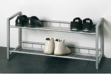 Regal für Schuhe Stahlgestell