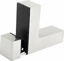 Regal Halterung Klemmen für verstellbare Glas Board Clip Clamp Spanner de