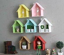 Regal kreative kleines Haus Multifunktion