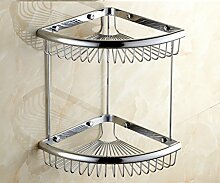 Regal Multifunktions-Regal Alle Kupfer Antique Badezimmer Badezimmer Regal Wandhalter Badezimmer Zubehör ( größe : D )