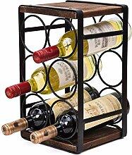 Regal Weinregal Multifunktionales Home Wein