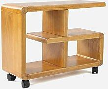 Regal Wooden Home Storage Abnehmbare Regalbodenständer Regal Wohnzimmer Holz Bücherregal Bücherregal