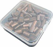 Regalablagen in Löffelform, 60 Stück, 60 Stück,