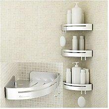Regale Ecke Lagerung Regal Badezimmer verdicken
