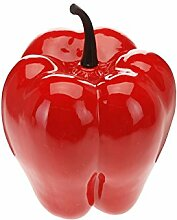 regalosmiguel–Paprika Rot Dekoration