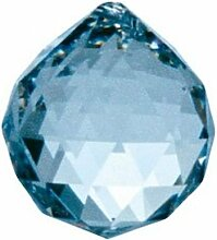 Regenbogen-Kristalle, bleifrei Kugel 30 mm - Feng Shui Esoterik günstig kaufen