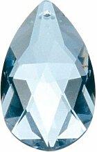 Regenbogen-Kristalle bleifrei, Tropfen 38 mm - Feng Shui Esoterik günstig kaufen