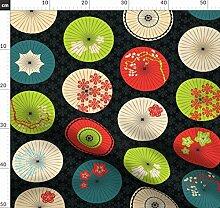 Regenschirme, Sonnenschirme, Japan, Japanischer