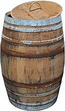 Regentonne, Regensammler, Weinfass Barrique aus