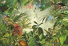 Regenwald, Dschungel, Tropic Fototapete INTO THE