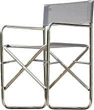 REGIESTUHL Aluminium Grau, Alufarben