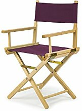 REGIESTUHL Stuhl aus Holz Campingstuhl