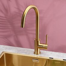 Reginox Cano Küchenarmatur gold R30509