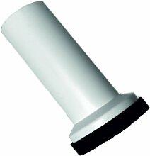 Regiplast M90Gerade Manschette für Ausgang von Toilettenschüssel, Ø 90mm