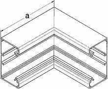 Rehau Elektro. Inst.–Signo BK inner Ecke 1246546110070/220d RW BK Zeichen innenliegende Ecke für Wand-Schlauchleitung