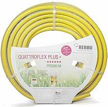 REHAU Gartenschlauch QUATTROFLEX Plus+ ökologisch