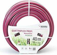 REHAU Premium-Gartenschlauch QUATTROFLEX Profi