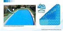 Reifen Thermo Geo Bubble 4X 8meter ohne Verstärkung 500mic Dicke Pools