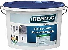 Reinacrylat-Fassadenfarbe 2,5L