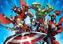 REINDERS Avengers - Fototapete 254 x 184 cm