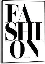 Reinders Bild mit Rahmen Fashion, (1 St.) B/H/T: