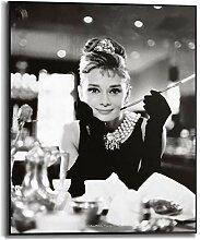 REINDERS Breakfast at Tiffany's Audrey Hepburn