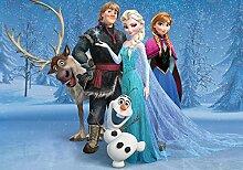 REINDERS Disney Frozen - Fototapete 254 x 184 cm