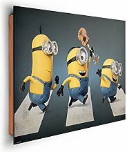 REINDERS Minions - Wandbild 90 x 60 cm