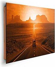 REINDERS Monument Valley - Wandbild 90 x 60 cm
