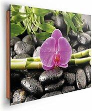 REINDERS Orchidee - Wandbild 90 x 60 cm