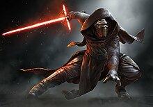 REINDERS Star Wars Kylo Ren - Fototapete 254 x 184