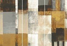Reinders Wandbild Quadrate Abstrakt - Wandbild,