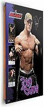 REINDERS WWE - John Cena - Wandbild 60 x 90 cm