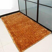 reine Farbe Coffee Table Teppiche/Wohnzimmer-Sofa-Bett Schlafzimmer Decke-A 140x200cm(55x79inch)