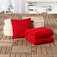 reine Farbe einfach multifunktionalen Kissen/Auto Sofa NAP Two in One Decke/ Sofa-D 50x50cm(20x20inch)