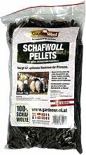 Reine Schafwollpellets | organischer Dünger und