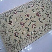reine Wolleteppich/Wohnzimmer Sofa und Schlafzimmer Teppich/Fashion home Style Teppich-A 160x230cm(63x91inch)