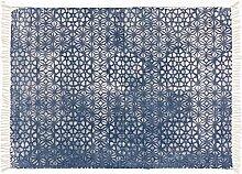 Reiner Wolle handgewebten Teppich/ moderne minimalistische Fenster Decke/Schlafzimmer Bettdecke-D 120x170cm(47x67inch)