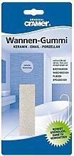 Reinigungs-Gummi   Wannen-Gummi   Für Sanitär-Keramik und Stahl-Email-Wannen   Badewannen   Waschbecken   Fliesen   Spülbecken