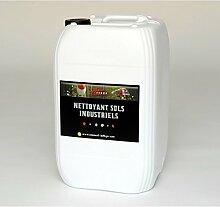Reinigungsmittel Böden Industrie–Nettoyant