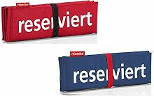 reisenthel Sitzkissen/seatpad Set (2er Set,