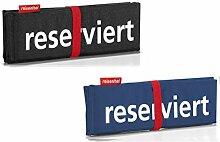 reisenthel Sitzkissen/seatpad Set (3er Set,