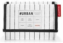 reisenthel - urban box paris, schwarz / weiß