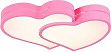 Reizendes Herz-Mädchen-Raum-Deckenleuchte