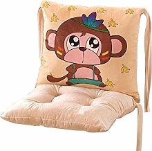 Reizendes Stuhl-Kissen-neues Stuhl-Kissen mit Affe-Druck