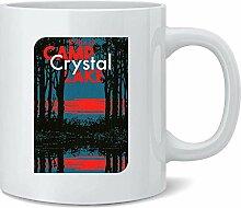 Relax at Camp Crystal Lake Retro Movie Travel