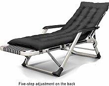 Relax-Liegestuhl Klappbar Und Verstellba