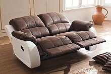 Relax Sofa Couch Fernsehsessel Relaxsessel
