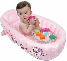 Relaxbx Babywanne Aufblasbare Wanne Babybadewanne